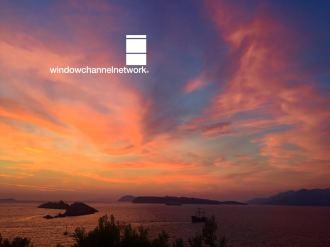 croatia-sunset